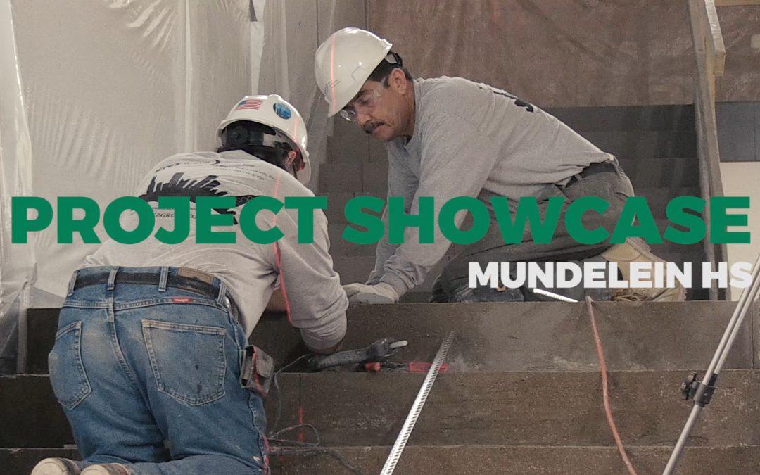 Project Showcase – Mundelein HS (Video)
